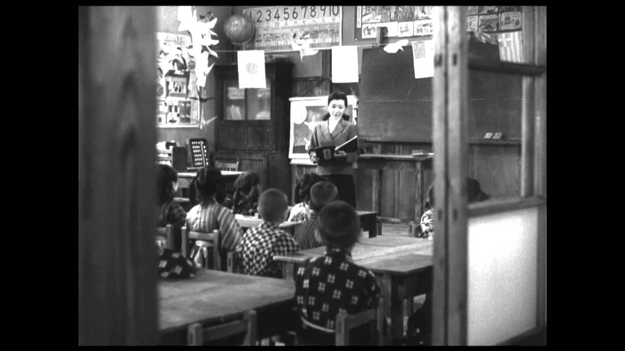 画像: 『二十四の瞳』デジタルリマスター 予告篇 directed by 橋口亮輔 youtu.be