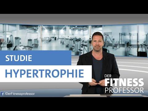Grundnahrungsmittel gegen Muskelhypertrophie