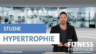 Studie: Hypertrophie - Führt Kraftausdauertraining auch zum Muskelaufbau?