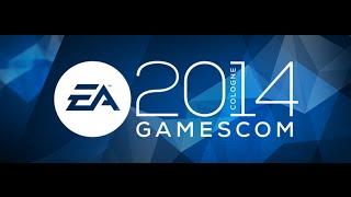 Gamescom 2014: Пресс-конференция Electronic Arts. 12:00