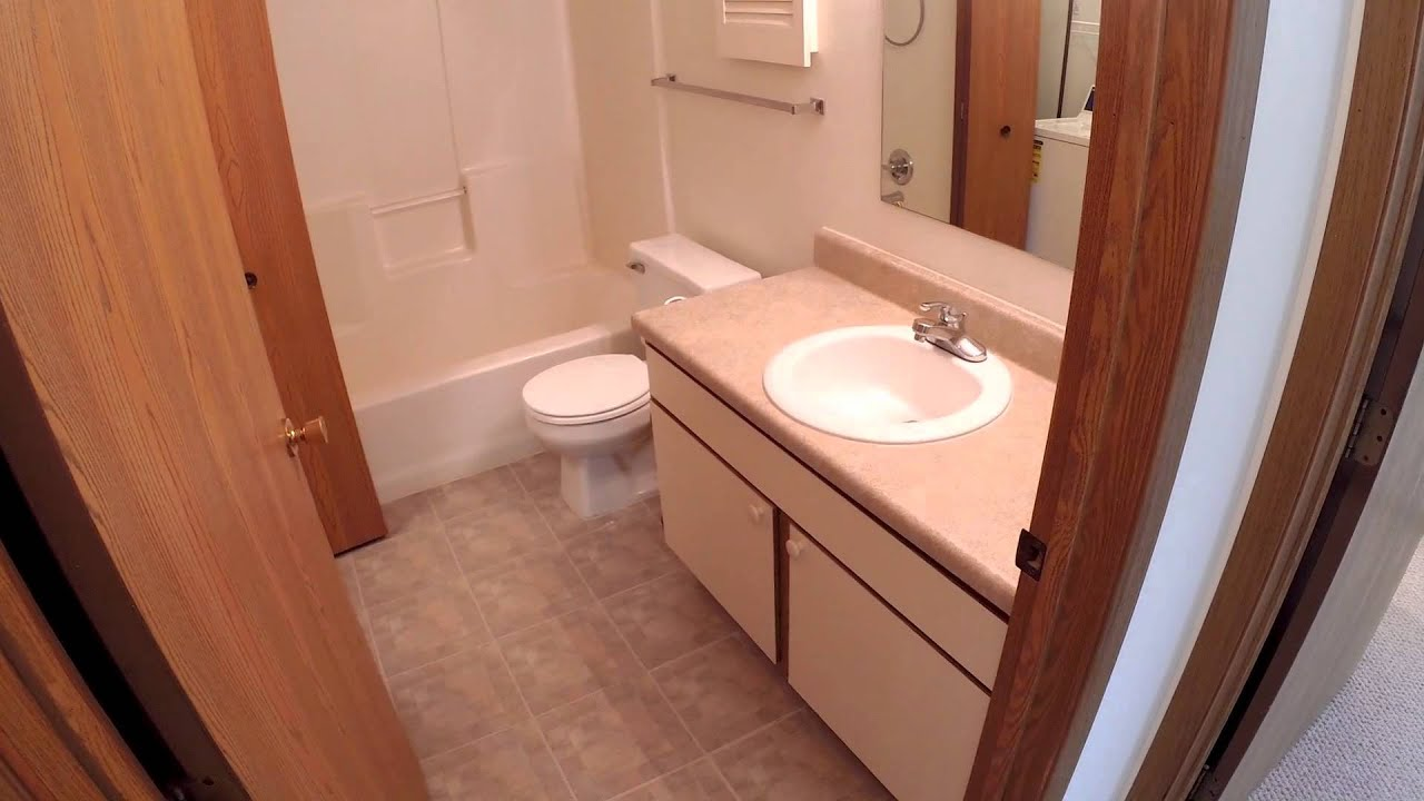 2 Bedroom / 1.5 Bath Floor Plan at Ashberry Village Apartments in ...