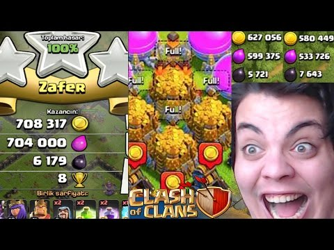 LEGENDARY LOOT in TITAN LEAGUE Clash of Clans