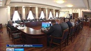 видео Губернатор Магаданской области, председатель Правительства Магаданской области » Магадан и Колыма