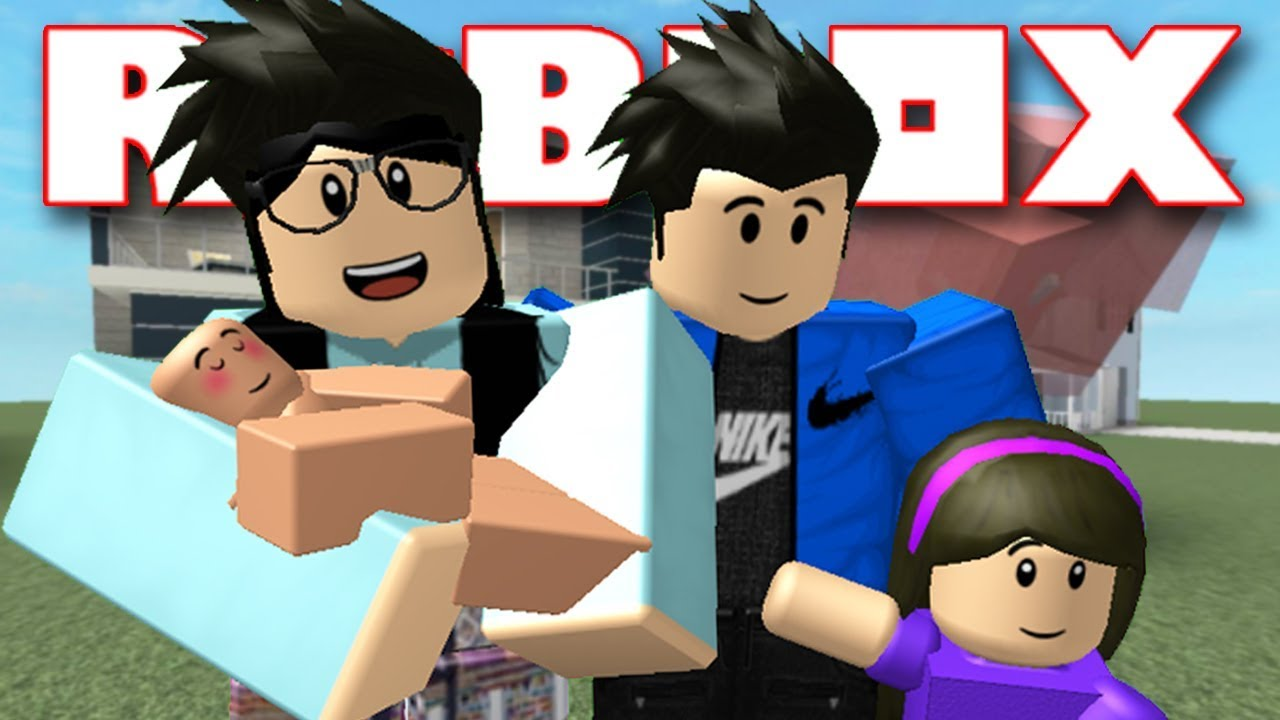 WERE A RICH FAMILY | Roblox Roleplay - YouTube