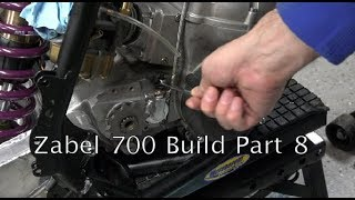 Zabel 700 Dirtbike Build Part 8: Clutch and Tires