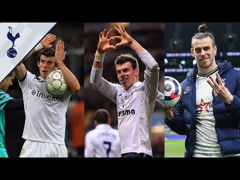 GARETH BALE HAT-TRICKS | All Of Gareth Bale's Spurs Hat-Tricks!