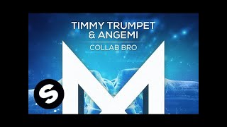 Timmy Trumpet & ANGEMI - Collab Bro