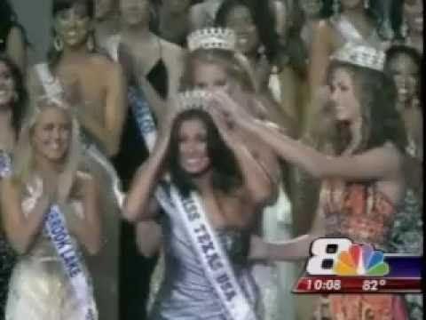 Miss Texas USA 2011 Crowning