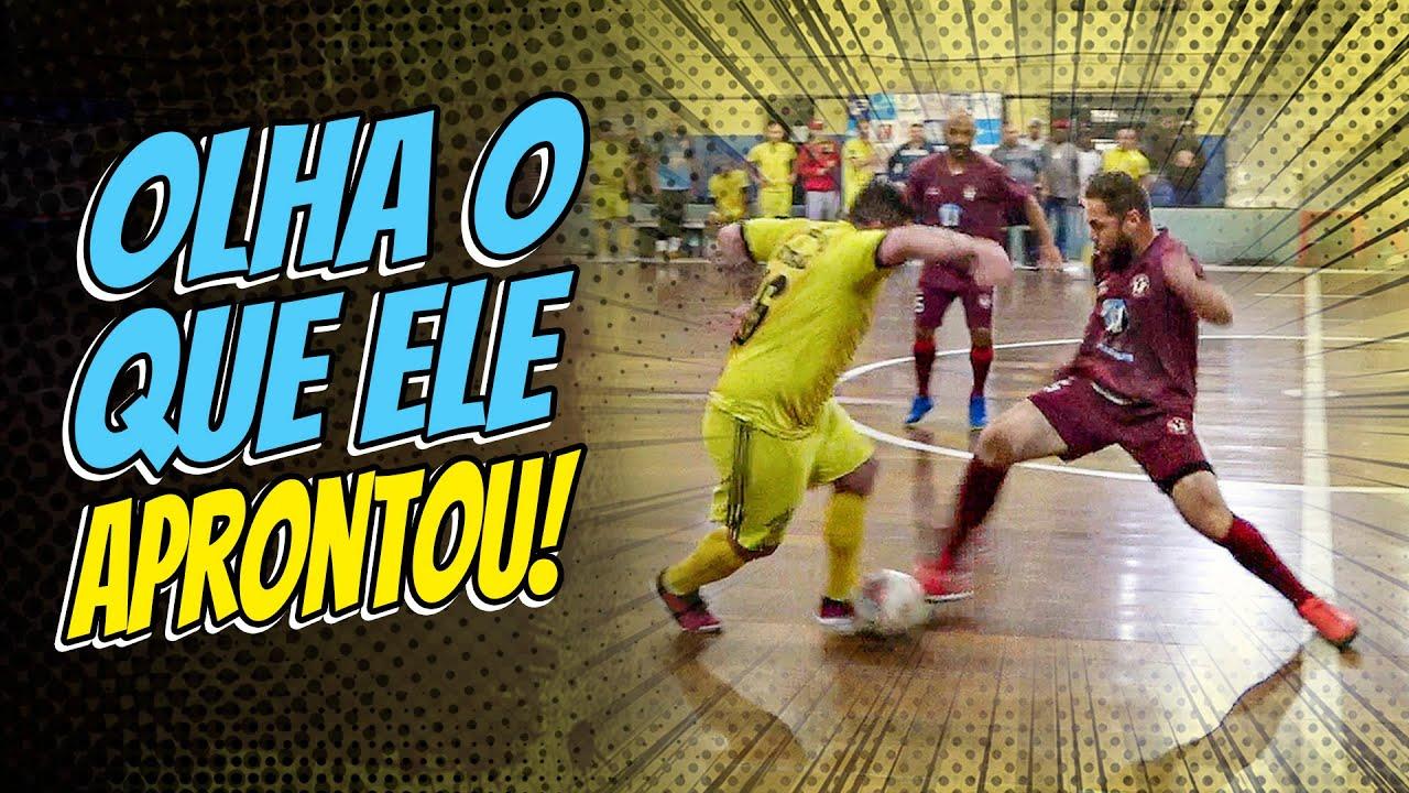 Buteco do Lele x Tallentos/Diamante FS - Final Copa Sensação Veteranos