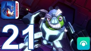 Angry Birds Transformers - Gameplay Walkthrough Part 21 - Energon Lockdown (iOS, Android)