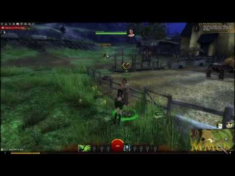 Guild Wars 2 Gameplay First Look HD F2P – MMOs.com
