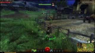 Guild Wars 2 Gameplay First Look HD F2P - MMOs.com