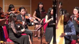 Variasi Yamko Rambe Yamko Arr: Singgih Sanjaya -- Rama Widi, harpa