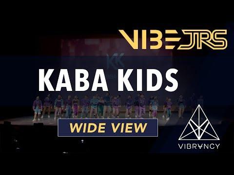 Kaba Kids   Vibe Jrs 2020 [@VIBRVNCY 4K]