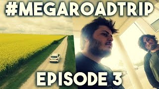 #MegaRoadTrip EP.3 - NANCY / REIMS / TROYES