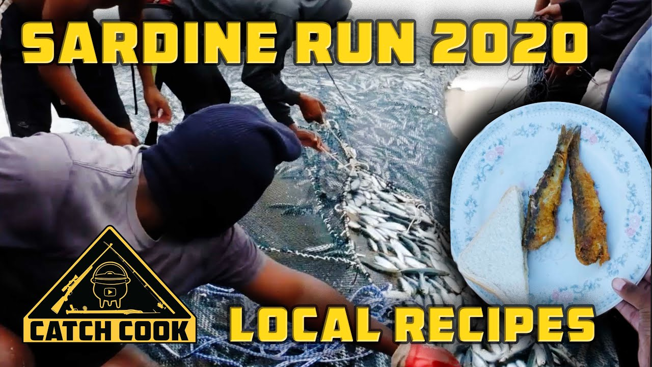 Sardine run 2020 - Cooking with the locals in rural Kwazulu Natal, South Africa