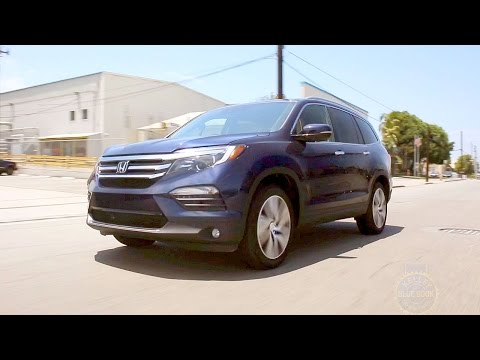 2016 Honda Pilot - Review and Road Test