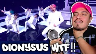 BTS DIONYSUS, Make It Right, Boy With Luv (Comeback Special Stage) Reaction