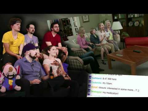 Wii U Iwata Demos! - E3 2012 Extravaganza   Part 27