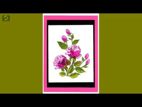 10 flower greeting cards designs youtube 10 flower greeting cards designs m4hsunfo