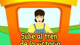 El tren de la victoria - Agar Raily - WAWYS YouTube Videos