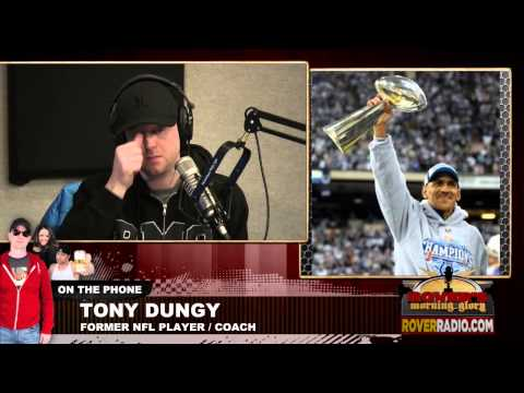 Tony Dungy Interview