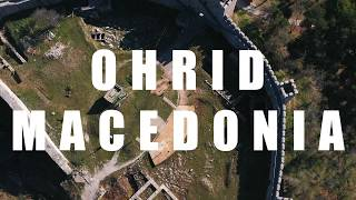 TRAVEL VIDEOS | Ohrid, Macedonia Travel | 4K Mavic Pro 2
