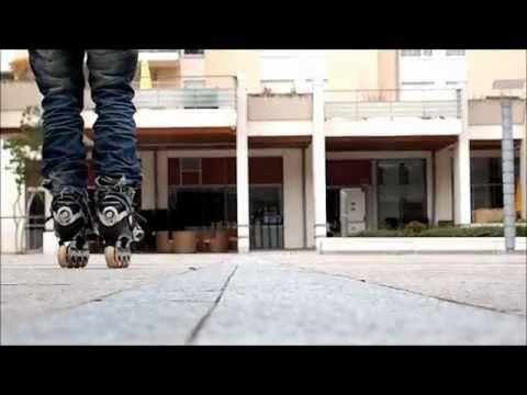 vidéo trailer roller freestyle slalom roller skating