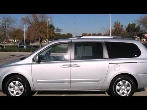 2009 Kia Sedona 4dr Lwb Lx In Arlington Tx 76017 Youtube