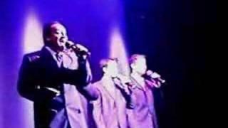 "Acapella Group, Lighthouse, Singing ""The Lion Sleeps Tonight"" Circa 2003."