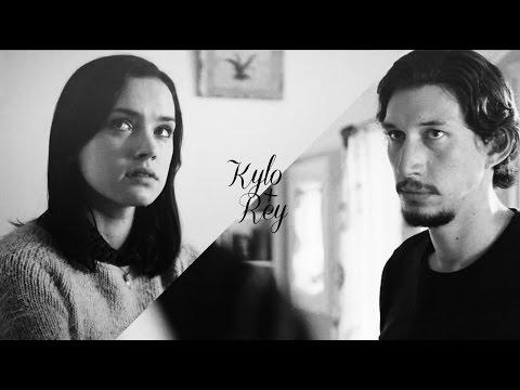 kylo ren and rey love