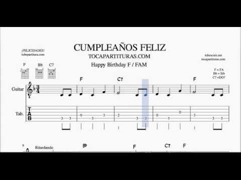 Guitar : guitar tabs happy birthday Guitar Tabs also Guitar Tabs ...