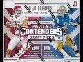 Box Busters: 2018 Panini Contenders Draft Picks
