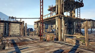 "GTA 5 ""Мод - Карта RE4 WaterWorld"""