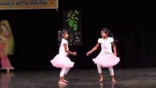 Nannare nannare @ Trivalley Telugu Sangham - Srirama Navami & Ugadi Celebration