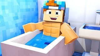 THE BIGGEST BATHROOM EVER! | Minecraft Build Battle