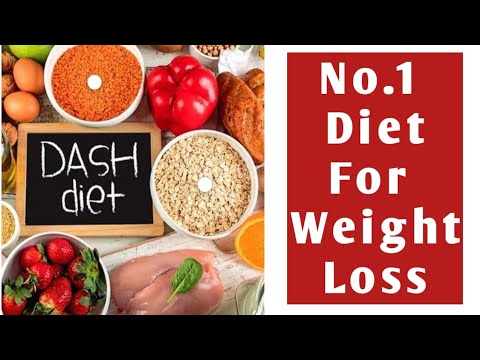 Dash Diet For Weight Loss in Hindi & Urdu ।। No.1 Diet Plan For Fat Loss thumbnail