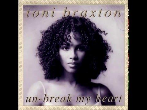 Toni Braxton - Un - Break My Heart 2016 (MY Remix)