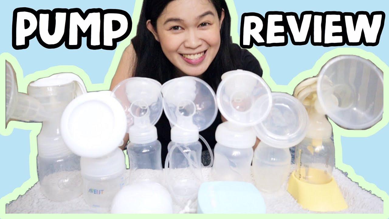 Breast Pump Review Ano Ang Magandang Breast Pump Youtube
