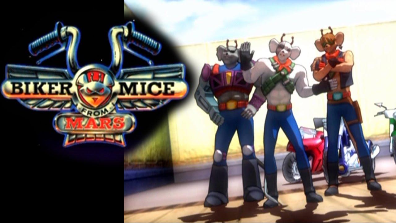 Biker Mice from Mars PS2 YouTube