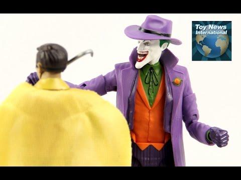 "DC Comics Icons 6"" The Joker Action Figure Review"