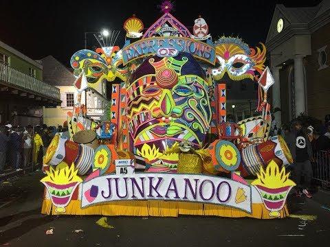 2018 New Year's Day Junkanoo Parade