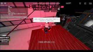 how to finish the quete push your limit in roblox parkour