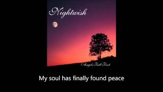 Nightwish - Know Why the Nightingale Sings (Lyrics)