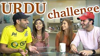 SPEAKING URDU CHALLENGE (W/ Zaid Ali & Yumnah)
