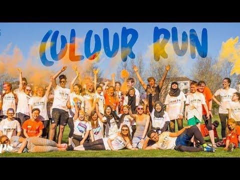 NSU/RAG Colour Run 2017 | NSU/TV