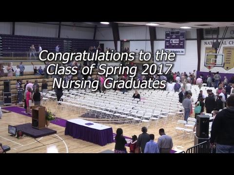 Nurses Pinning LIVE Spring 2017