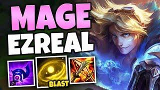 PROC W FOR 1000+ DAMAGE! FULL AP EZREAL MID IS DEADLY! (LEGIT SNIPES) - League of Legends
