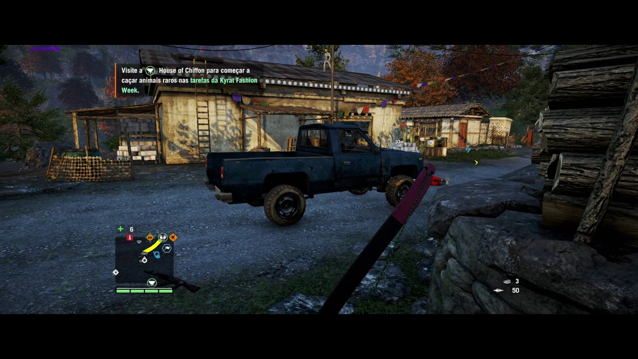 how to play coop far cry 4