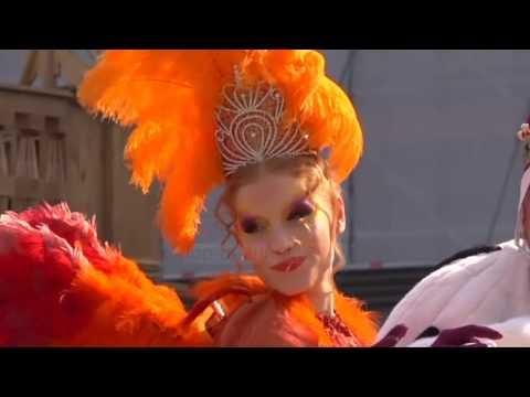 Karnavalet në Venecia, qyteti tej mbushet me turistë - Top Channel Albania - News - Lajme